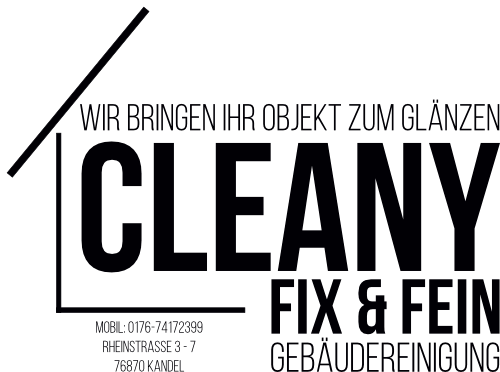 Cleany Fix & Fein Gebäudereinigung